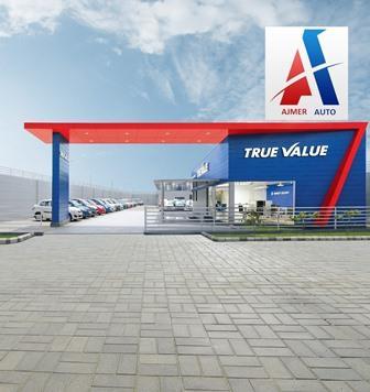 Get Best True Value Car Dealer in Pushkar Road, Ajmer -