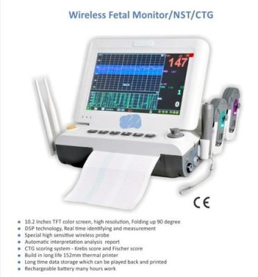 Smart Wireless NST Provide in India Machine | B`ORZE INDIA -