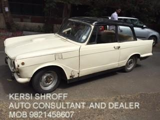 STANDARD HERALD,KERSI SHROFF AUTO CONSULTANT AND DEALER