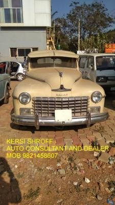 PACKARD CLIPPER,KERSI SHROFF AUTO CONSULTANT AND DEALER