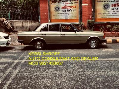 MERCEDES 123 SERIES 200 D DIESEL KERSI SHROFF AUTO
