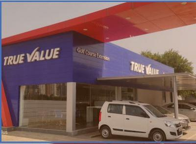 Buy True Value Car in Gurgaon at T R Sawhney Automobiles Pvt