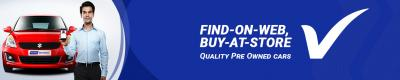 Buy used cars with Maruti Suzuki True Value on East Coast