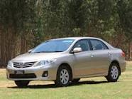 Toyota Corolla Altis GL With Service Records For Sale -