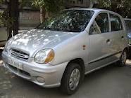 Used  Hyundai Santro LP - Euro I For Sale - Nashik
