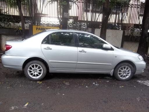 Used  Toyota Corolla H5 For Sale - Nashik