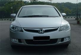 Well Maintained Honda Civic 1.8S For Sale - Asansol