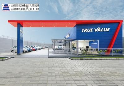 Find the Best True Value Maruti Suzuki Showroom in Lucknow -