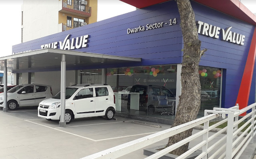 Visit DD Motors Maruti True Value Dwarka Sector 20 for Used