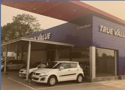 Affordable Cars at Car One True Value Dhanbad Showroom -