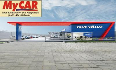 My Car Pvt. Ltd. - Authorized True Value Maruti Showroom in