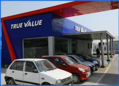 Buy True Value Car at Peaks Auto Jammu Car Dealership -