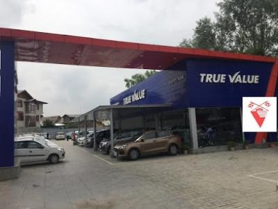 Jamkash Vehiclades - Best Dealer of Maruti True Value Jammu