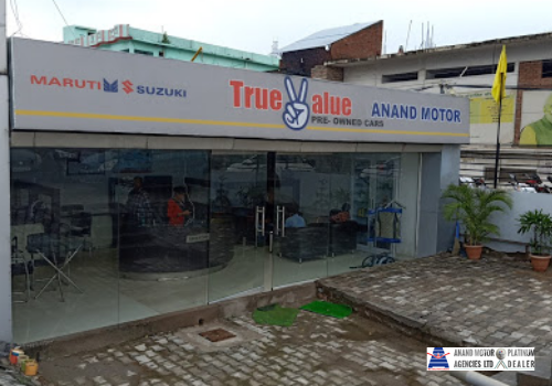 Own Used Car in Lucknow at Best Price from Anand Motors -