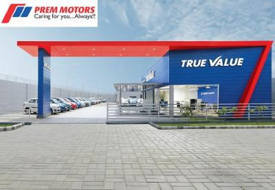 Buy Second Hand Alto Car in Gurgaon from Prem Motors -