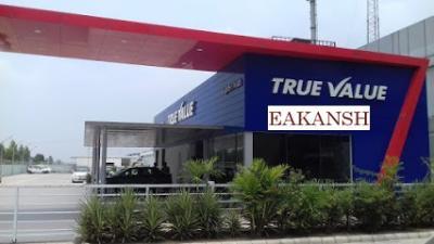 Eakansh Wheels - Best Dealer of Maruti True Value Ambala -