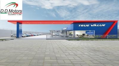 Visit DD Motors Maruti True Value Delhi NCR Dealership -