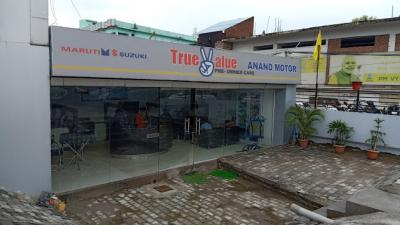 Visit Anand Motor Maruti Suzuki Showroom in Lucknow for Used