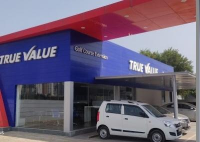 Get True Value Car in Gurgaon from T R Sawhney Automobiles