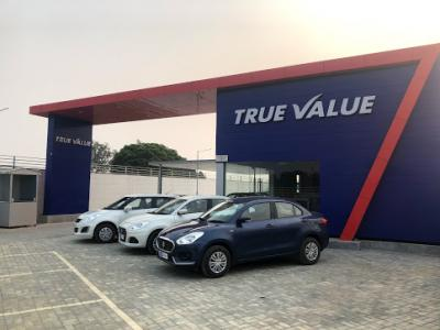 Own a Used Car from Our True Value Aligarh Showroom at Best