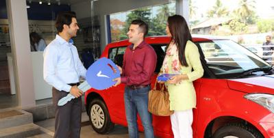 Visit Bhandari Automobiles Maruti True Value Kolkata