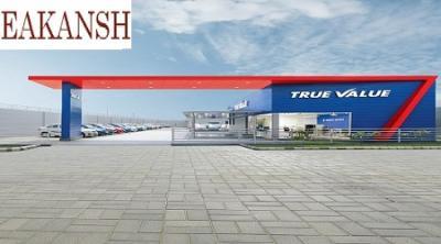 Visit Eakansh Wheels Maruti Suzuki True Value Ambala